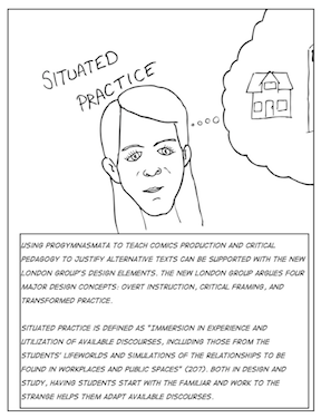 Sequential Rhetoric: Using Freire and Quintilian to Teach Students to Read and Create Comics by Robert Dennis Watkins, Idaho State University; Tom Lindsley, Interaction Designer, Workiva